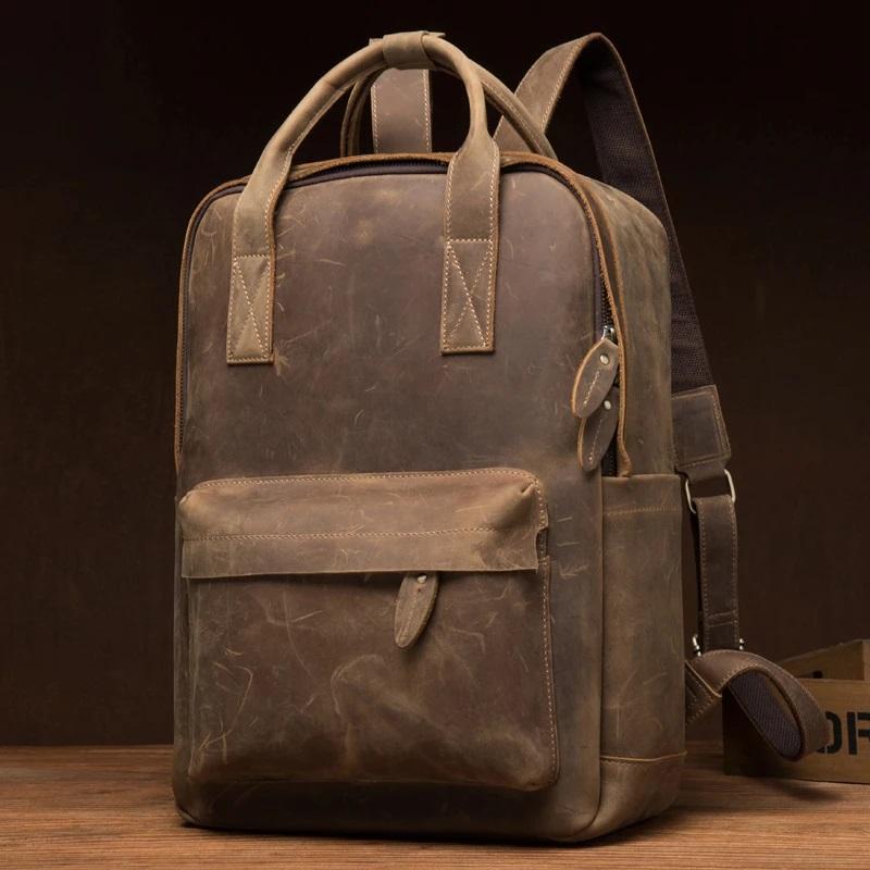 plecak skórzany do szkoły gdzie kupić